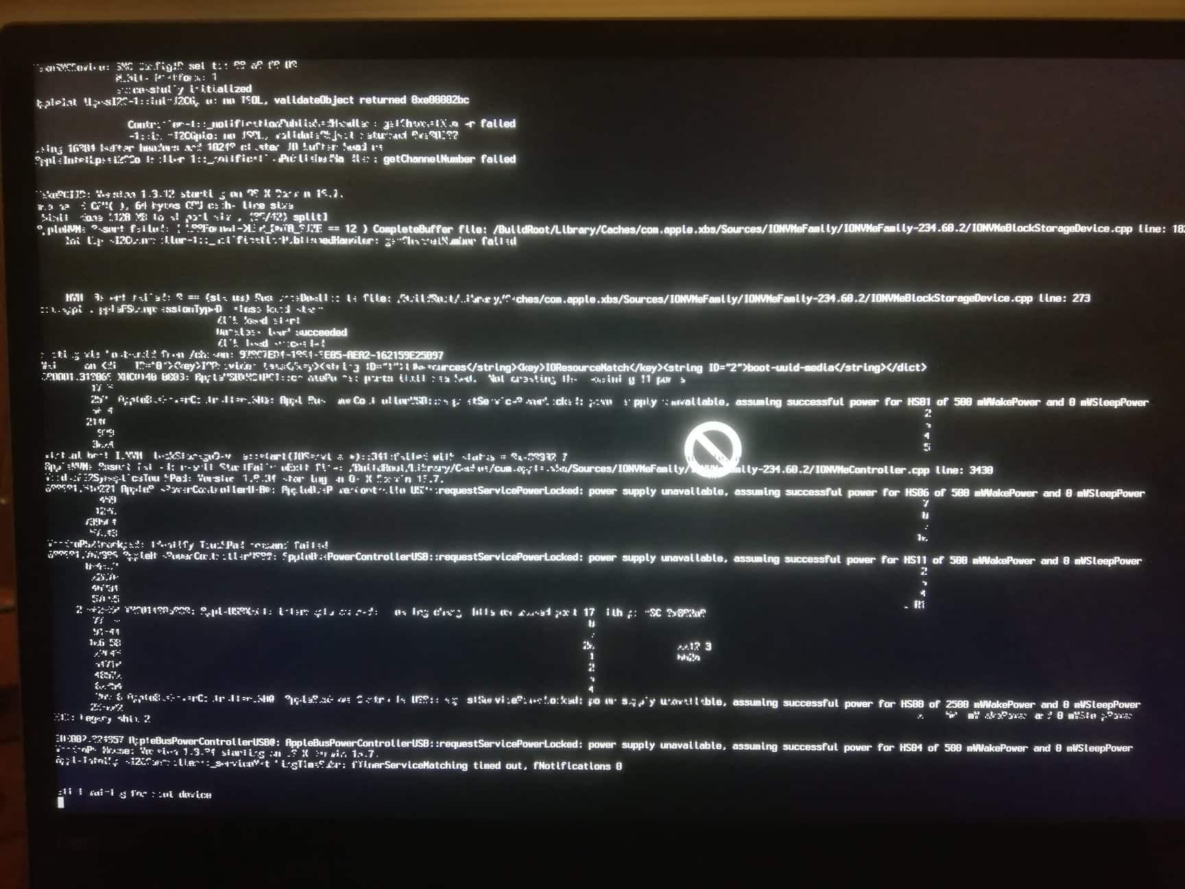 ÇÖZÜLDÜ - Lenovo yoga 720 high sierra kurulumu problem